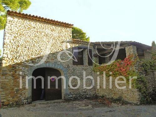 Village house with land in the Luberon