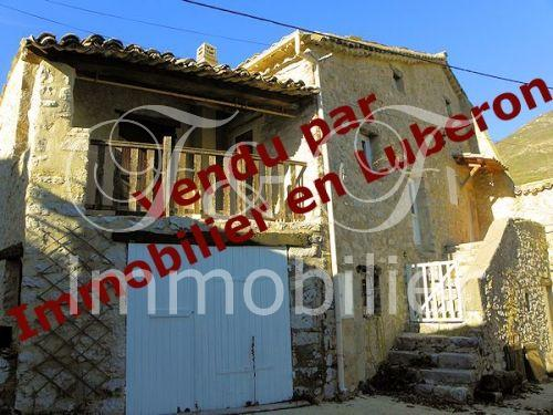 Village house with little garden Provence Ventoux