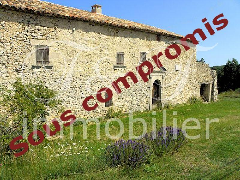 Historical manor house in Provence