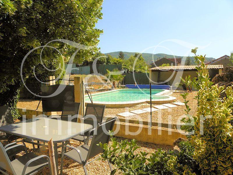Town house with garden and pool in the Luberon - Luberon Provence