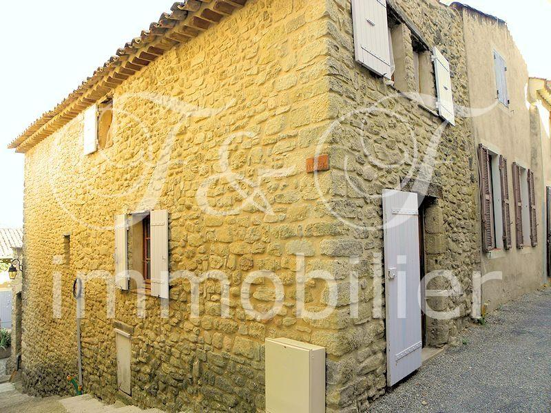 Small village house with terrace in Provence - Luberon Provence