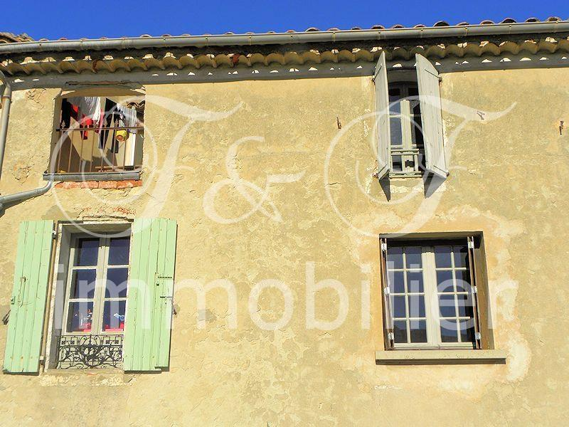 Village house overlooking the Luberon - Luberon Provence
