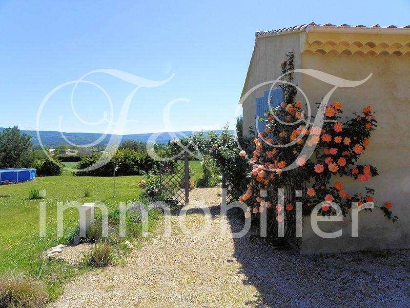Superb villa overlooking the Luberon - Luberon Provence
