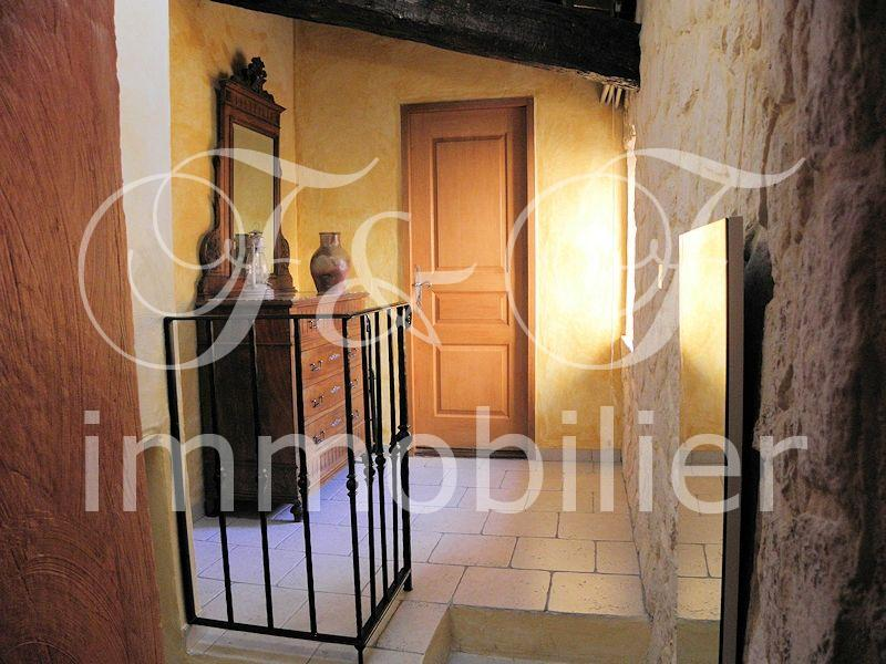 Village house with courtyard in the Luberon - Luberon Provence