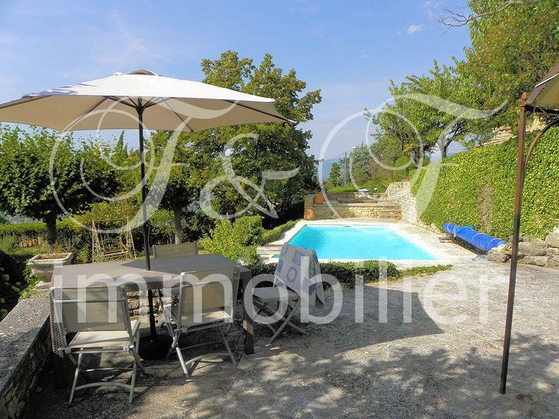 Large villa of charm in the Luberon - Luberon Provence