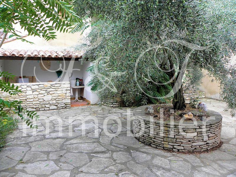 Townhouse with courtyard in Apt - Luberon Provence