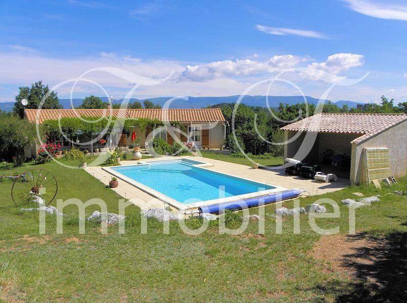 Vente villa avec piscine en luberon provence for Camping luberon avec piscine