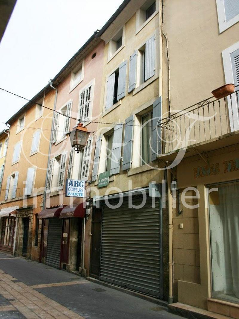 Trade and housing in Apt Luberon - Luberon Provence
