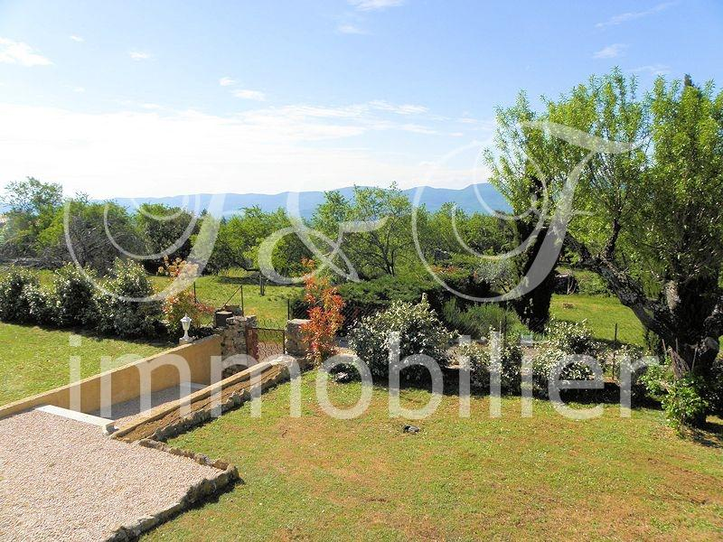 Villa with superb views over the Luberon - Luberon Provence