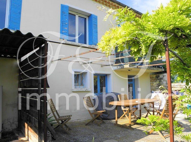 Vente petite maison avec jardin apt en luberon immobilier luberon provence - Recherche petite maison a louer avec jardin ...