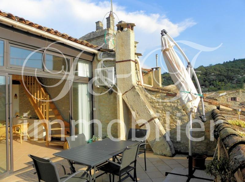 Renovated house in Saignon in the Luberon