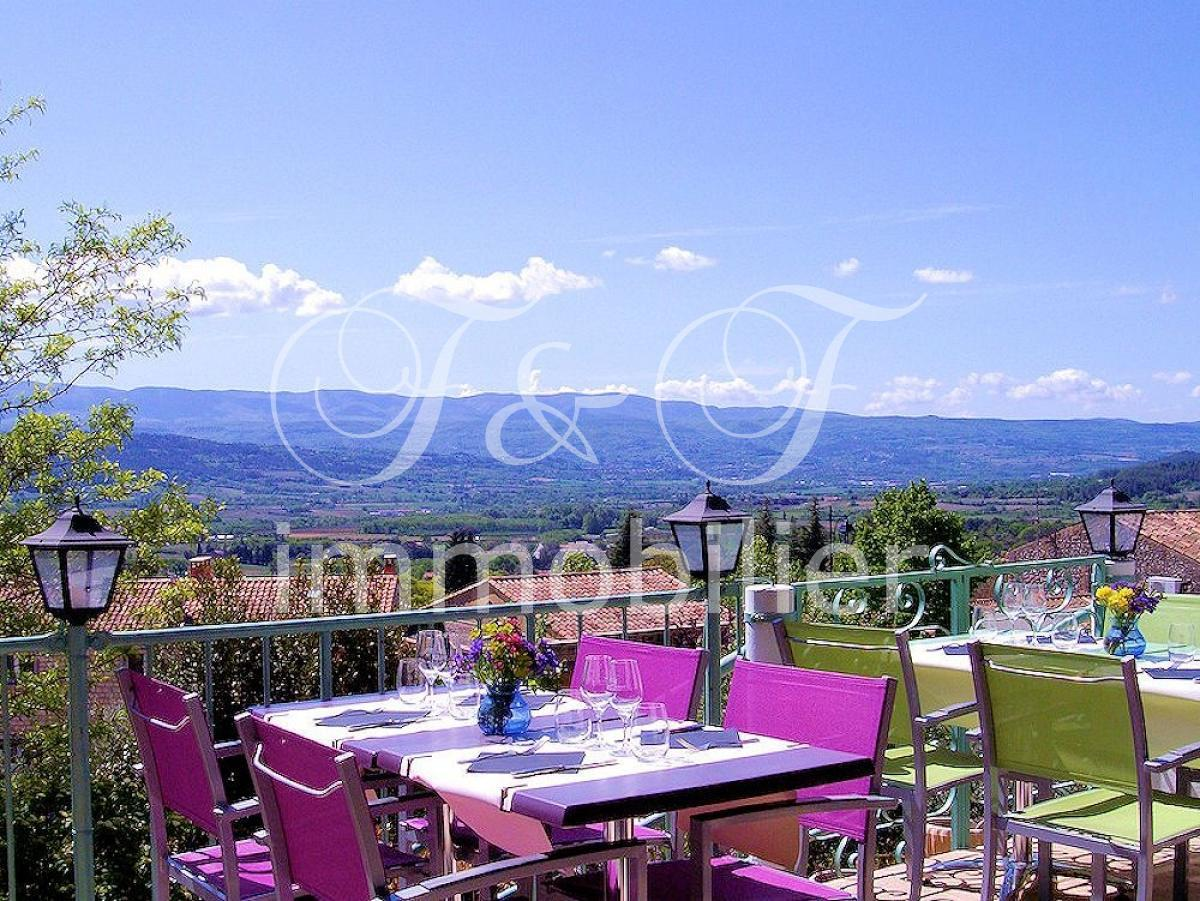 Stock-in-trade Hotel Restaurant in Luberon