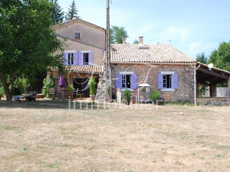 19th century farmhouse in Simiane la Rotonde